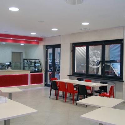 Progetto Realizzazione pizzeria ristorante kebab