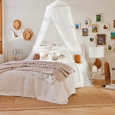Idee e foto di zanzariere da letto per ispirarti habitissimo - Zanzariera da letto ...