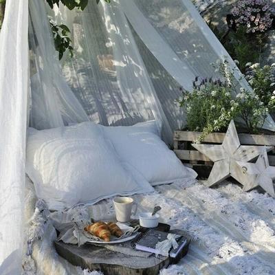 Idee e foto di zanzariere da letto per ispirarti habitissimo - Zanzariere da letto ...