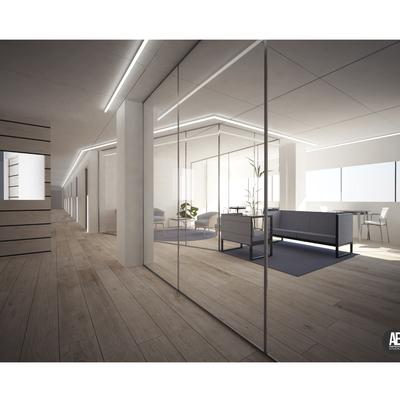 Progetto per uffici Eur