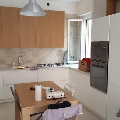 Ristrutturazione appartamento A&D in Milano
