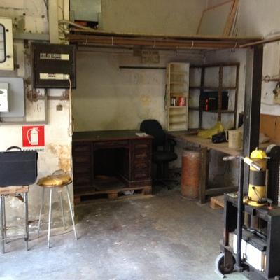 Riqualificazione di un vecchio Magazzino in Milano