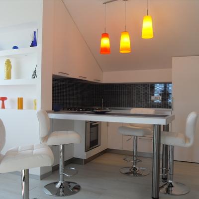 Zona living-cucina