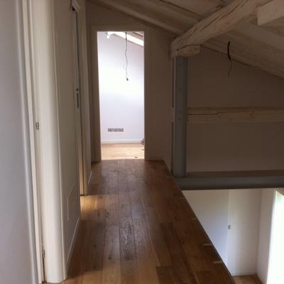 Ristrutturazione completa di un appartamento a Bologna con recupero sottotetto