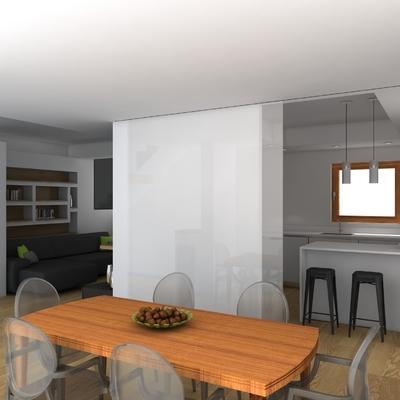 Progetto di ristrutturazione con ampliamento casa a Tirano (SO)