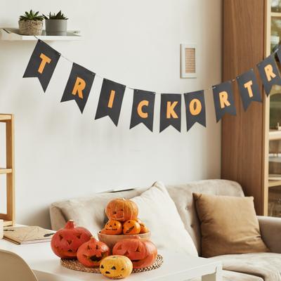 Halloween: 7 idee per decorare casa con le zucche