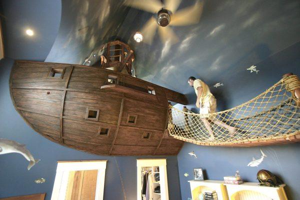 La Camera Da Letto Piu Grande Del Mondo : Camere da letto che fanno sognare i bambini di oggi e di ieri
