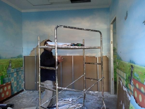 Foto ristrutturazione ludoteca de emmeti group for Arredamento ludoteca prezzi