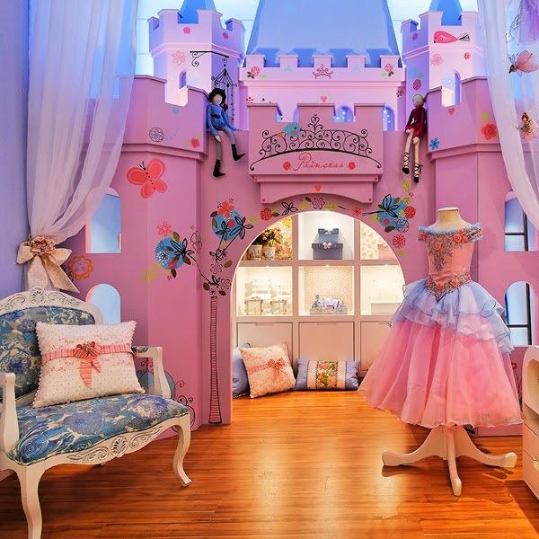 17 camere da letto che fanno sognare i bambini di oggi e - Sognare cacca nel letto ...