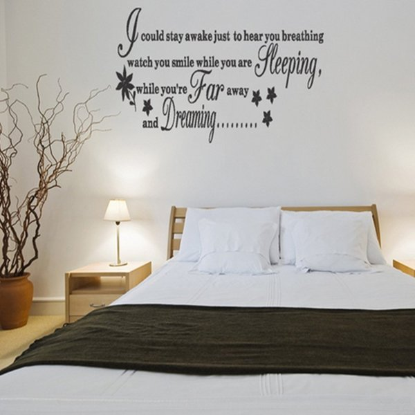 Aerosmith Breathing Quote Vinyl Wall Art Sticker Decal: Foto: Adesivi Murali Di Marilisa Dones #347306