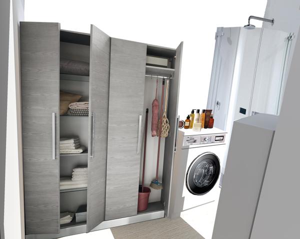 Angolo Lavanderia Terrazzo : Foto angolo lavanderia di ingegnere architetto