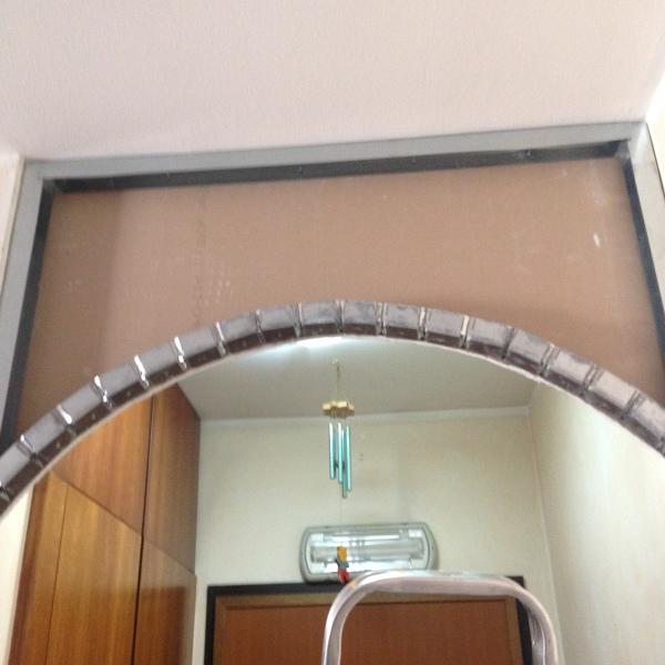 Foto arco in cartongesso di edilvf 554341 habitissimo for Polistirolo cagliari