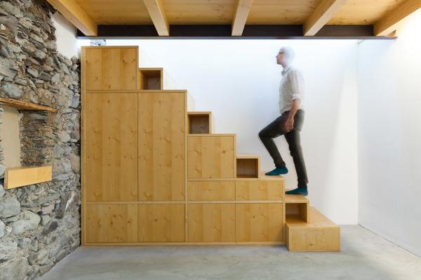 Foto armadio scala di tratto studio 474947 habitissimo - Immagini di scale ...