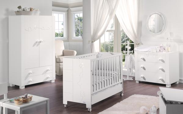 Foto arredamento camera neonato di valeria del treste - Camera bambini moderna ...