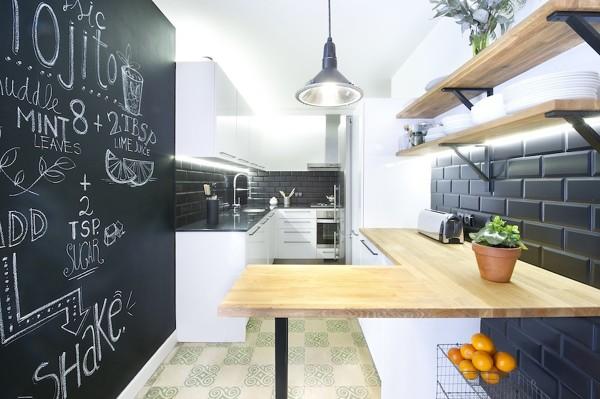 Foto arredare cucina piccola di rossella cristofaro 512724 habitissimo - Arredare cucina piccola rettangolare ...