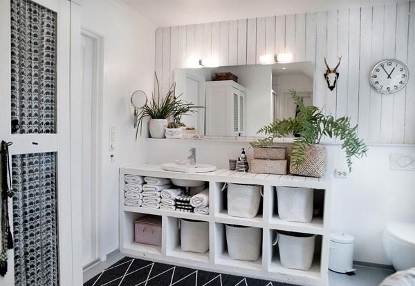 Foto arredare un bagno su misura di rossella cristofaro for Arredare il bagno moderno