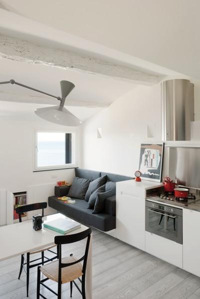 Foto arredare un piccolo appartamento di rossella for Arredare appartamento seminterrato