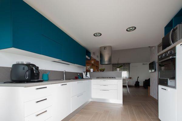 Foto: Arredare una Cucina a Vista di Rossella Cristofaro #425063 ...