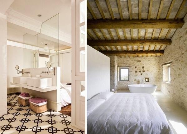 Foto bagno annesso alla camera da letto di valeria del - Bagno alla paraffina ...