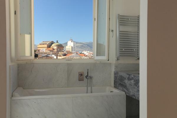 Bagno Con Vista Mare Architettura Design : Foto bagno con vista di architettura design