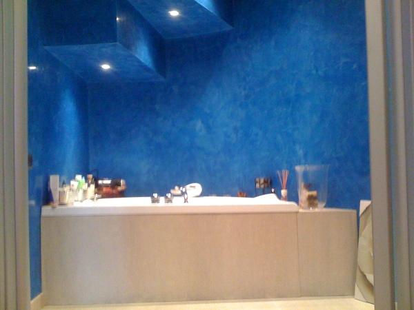 Vasca Da Bagno In Francese : Foto: bagno e rivestimento vasca in tavole di rovere francese