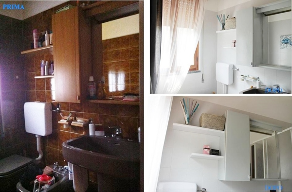 Foto bagno low cost di emotional home 340899 habitissimo - Mobili bagno low cost ...