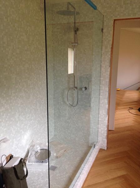 Foto bagno ospiti in costruzione di ma maison 344734 costruzione bagno - Costruzione bagno ...