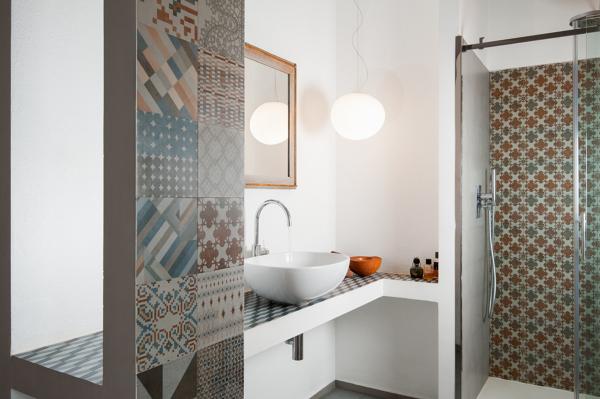 Camera Da Letto Padronale Foto : Foto bagno padronale semi aperto sulla camera da letto di