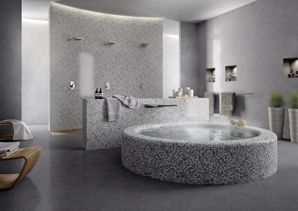 Mosaico nel bagno tutta la guida per arredare un bagno con stile