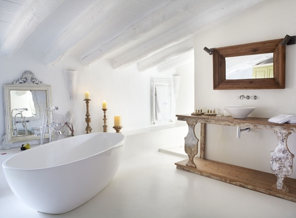 Bagno Stile Romantico : Foto bagno romantico di valeria del treste habitissimo