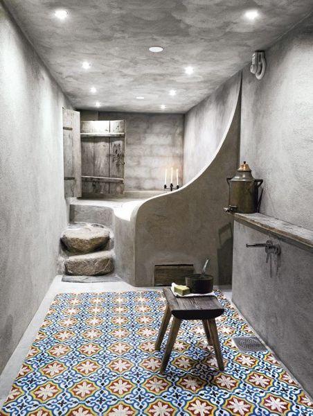 Foto bagno stile arabo di valeria del treste 321746 for Arredamento etnico cagliari