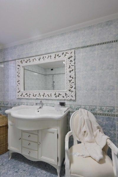 Foto bagno stile provenzale di new living 443623 - Bagno stile provenzale ...