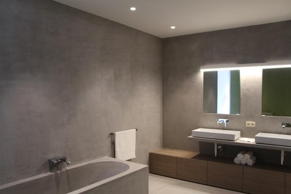 Foto bagno vasca in resina di arredatrice di interni for Bagni in resina prezzi
