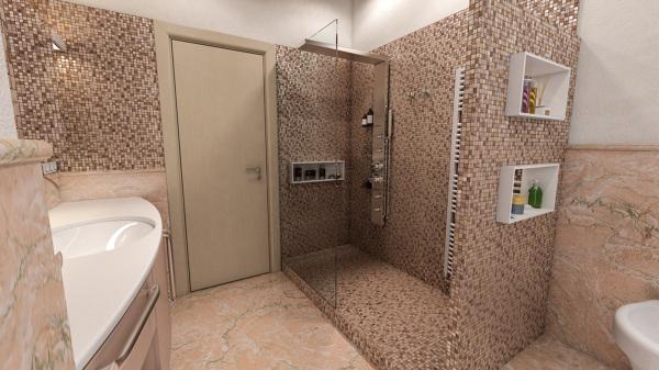 Foto bagno di ceramiche fiordaliso s r l 282760 for Idee bagno garage