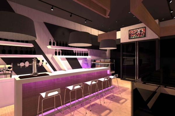 Foto bar idee interni torino barcellona studioayd di Idee architettura