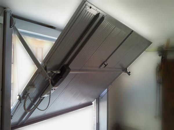 Foto basculante non debordante di dm srl 217920 - Porte de garage basculante non debordante ...