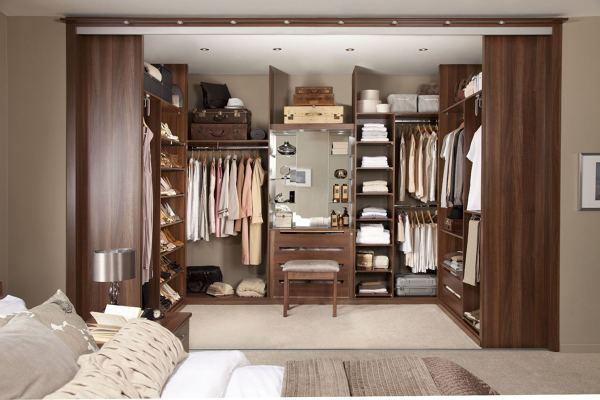 Cabine Armadio Con Finestra : Progetti di camera da letto con cabina armadio idee