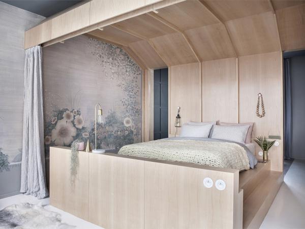 Camere Da Letto Con Letto A Baldacchino : Foto: camera con letto a baldacchino su progetto di rossella