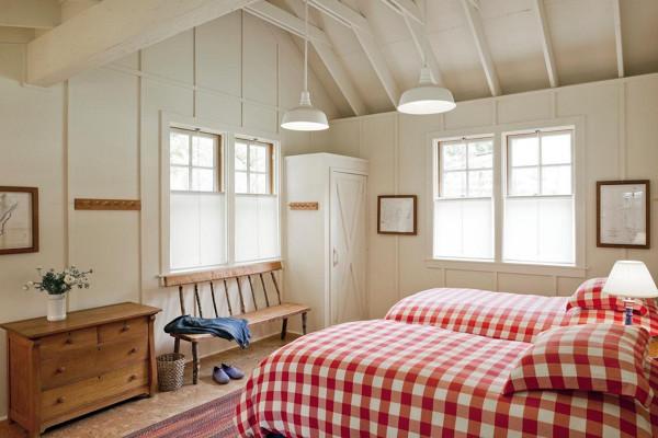 Camere Da Letto Stile Country Roma : Arredare una camera da letto in stile country senza essere out