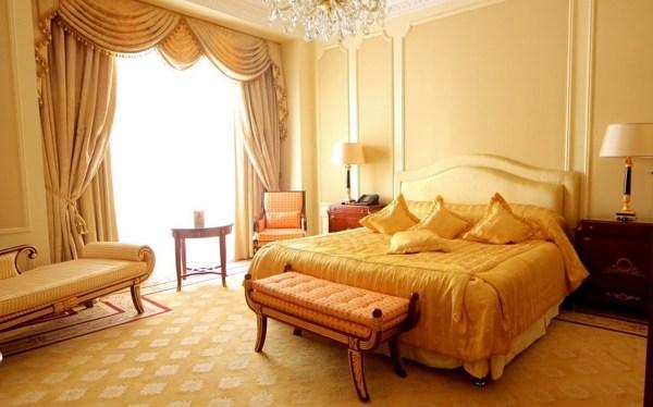 Camera Da Letto Giallo : Foto camera da letto di antonino habitissimo