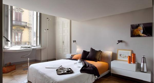 Foto camera da letto con scrivania di rossella cristofaro - Scrivania camera da letto ...