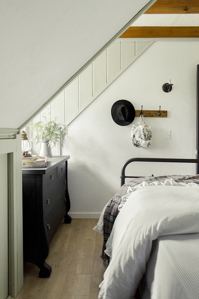 Foto camera da letto mansarda di manuela occhetti 576843 habitissimo - Mansarda camera da letto ...