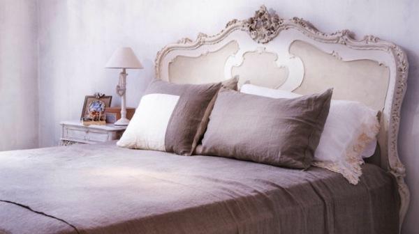 Foto camera da letto matrimoniale shabby chic 346017 habitissimo - Testata letto matrimoniale shabby ...