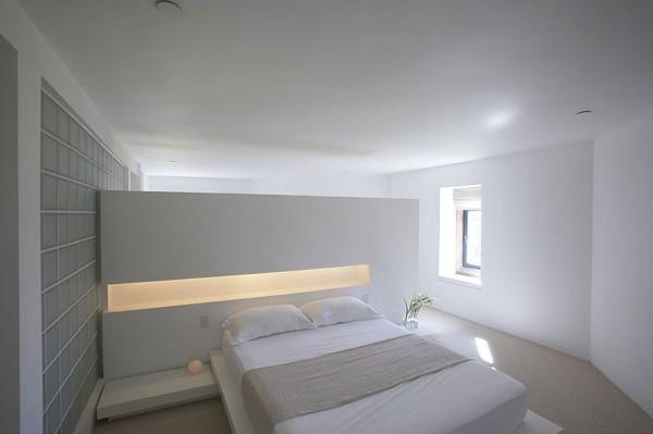 Foto camera da letto minimalista di rossella cristofaro for Foto minimaliste