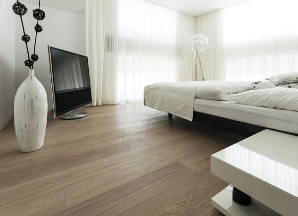 Foto camera da letto parquet di marilisa dones 353022 - Parquet in bagno e cucina ...