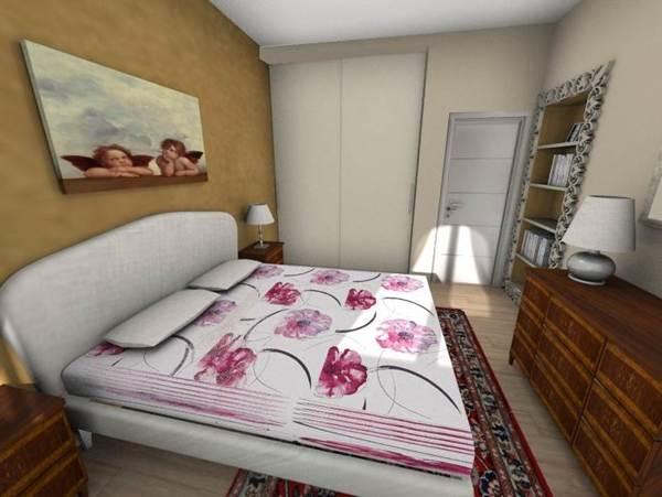 Foto camera da letto piano primo di maestranze srl for Piani camera da letto del primo piano
