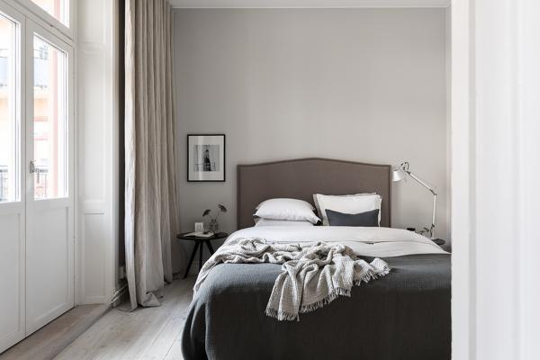 Foto camera da letto semplice ed elegante di rossella for Camere da letto foto
