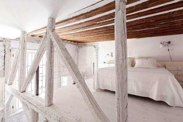 Camera Da Letto Nel Soppalco : Foto: camera da letto su soppalco di rossella cristofaro #549154