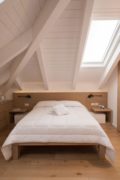 Foto camera letto su misura di pasquale raffa architetto 609912 habitissimo - Reti letto su misura ...