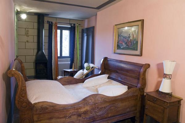 Foto: Camera Rosa Antico di Chelin Riccardo Decorazioni ...
